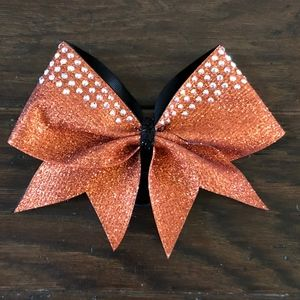 Other - Orange Cheer Bow